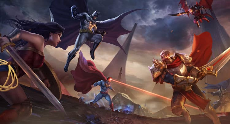 beta de Arena of Valor para Switch