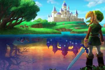 A Link Between Worlds en Switch