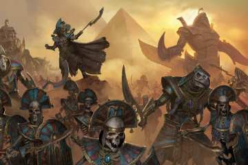 análisis de Total War Warhammer II - Rise of the Tomb Kings