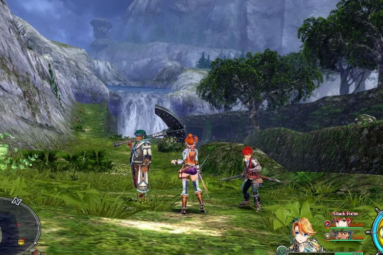 retraso en la version de pc de ys viii 2