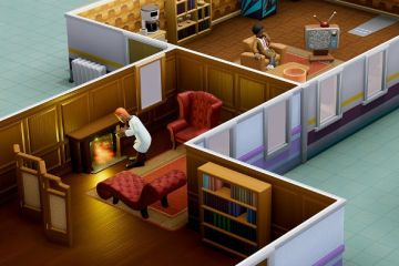 jugabilidad de Two Point Hospital