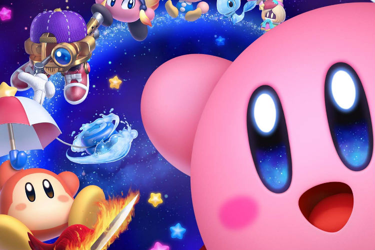 trailer especial de kirby star allies
