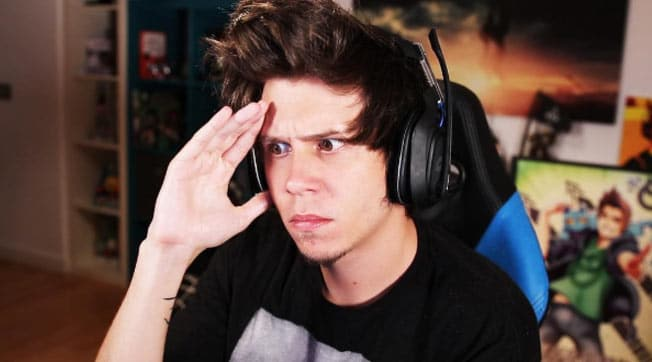 ElRubius logra el récord al streaming personal más visto en Youtube