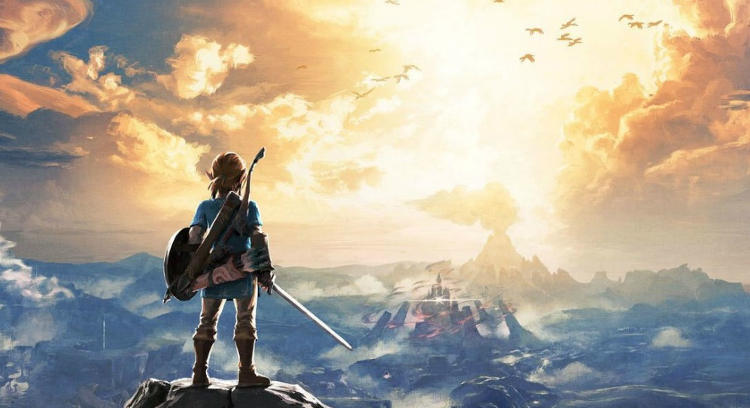Switch Breath of the Wild