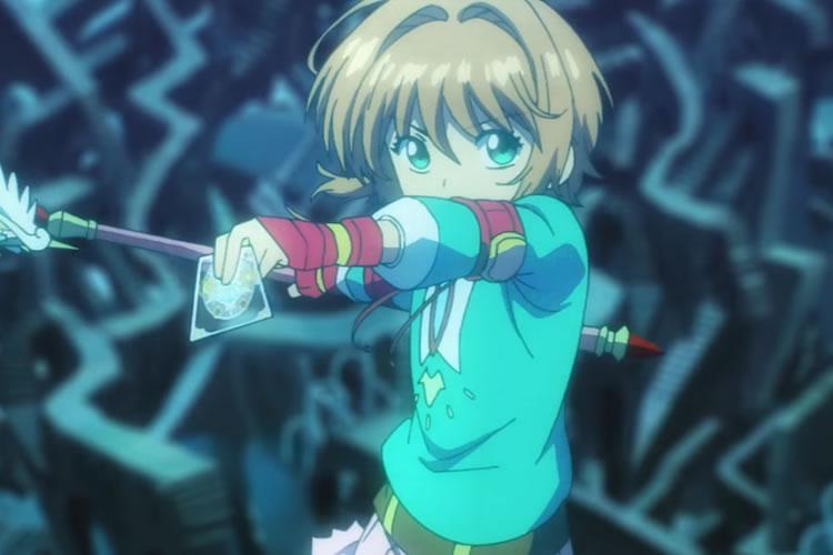 card captor sakura clear card 10 sakura