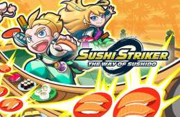 Sushi Striker para Switch