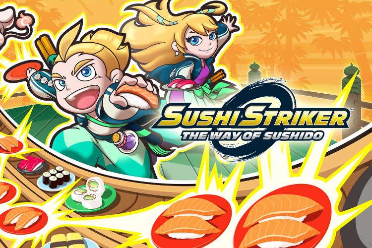 Sushi Striker para Switch