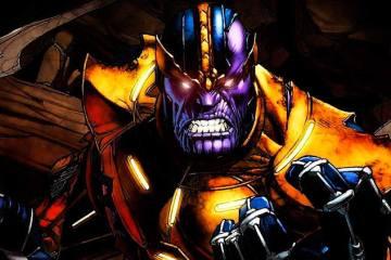 Cómics de Thanos destacada