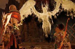 God of War, enfrentamiento y localización de la valquiria Gondul