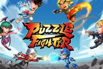 Puzzle Fighter para moviles