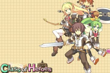 class of heroes anniversary edition para switch 2