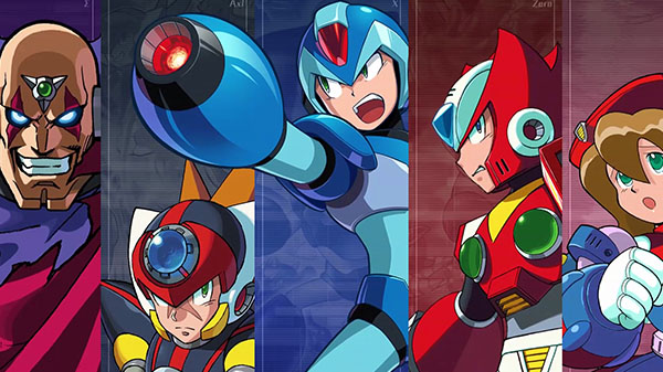 fecha de lanzamiento de mega man x legacy collection