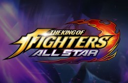 anuncio de the king of fighters all-star