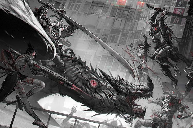 bocetos de los juegos que no saldrán de boss key productions drafonflies