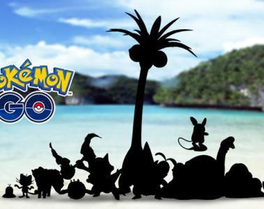 pokemon de Alola en Pokemon GO