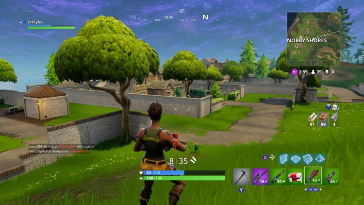 Save the World en Fortnite para Switchpara Switch