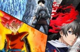 estrenos anime de la temporada de verano 2018