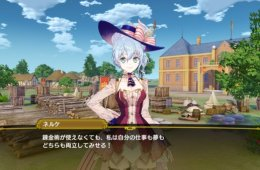 primeros detalles de nelke and the legendary alchemists