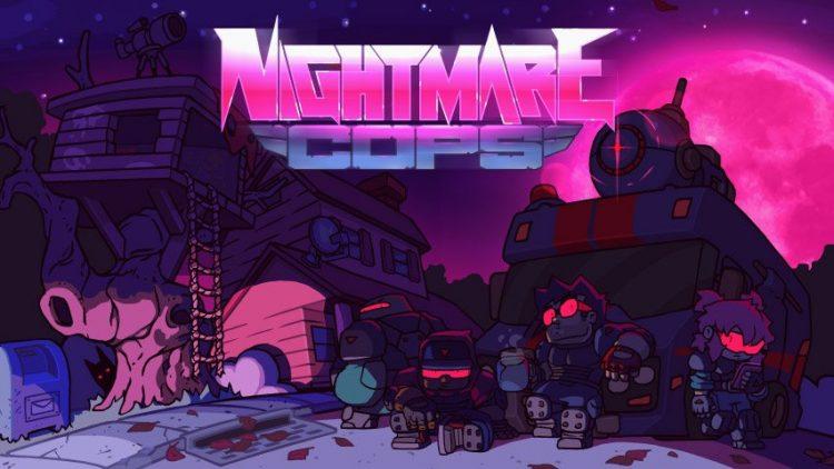 teaser trailer de Nightmare Cops