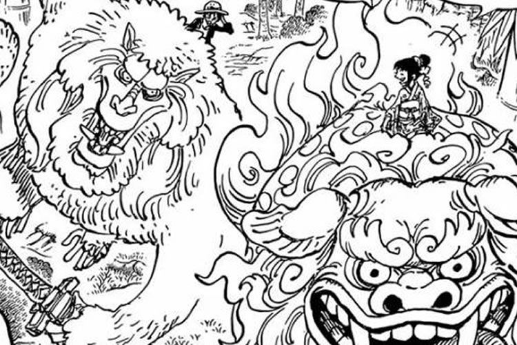 manga de one piece 911