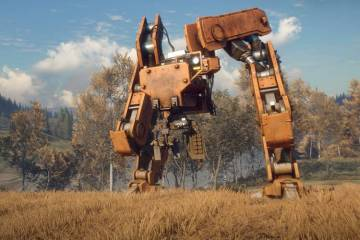 El primer gameplay de Generation Zero