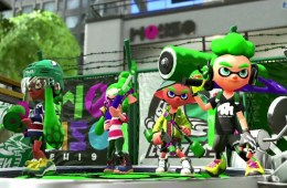 La importancia del multijugador en Splatoon 2