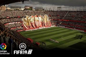 La lista de estadios de FIFA 19 se amplía