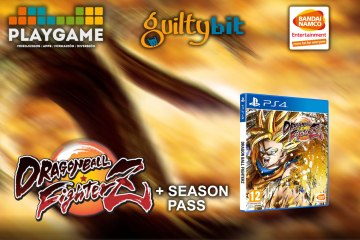 sorteo dragon ball fighterz
