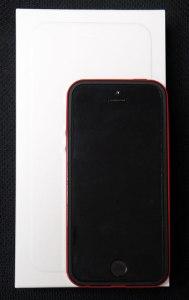 iPhone 6 Plus 外箱と iPhone 5s 比較