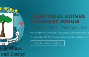 Foro Económico de Guinea Ecuatorial en Washington