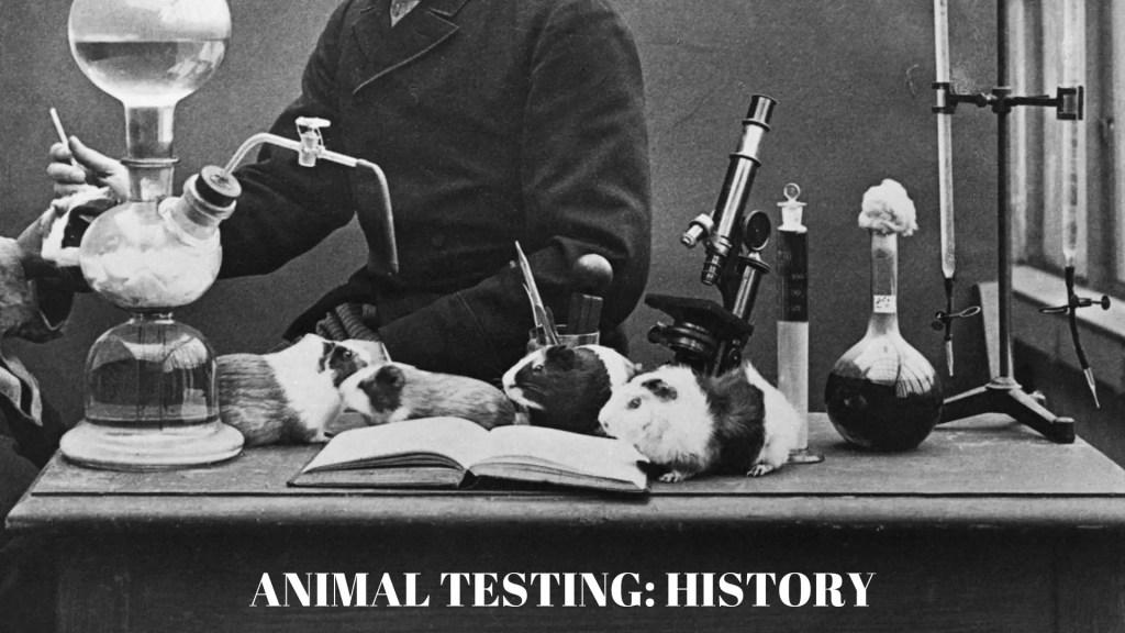 Animal Testing_ History