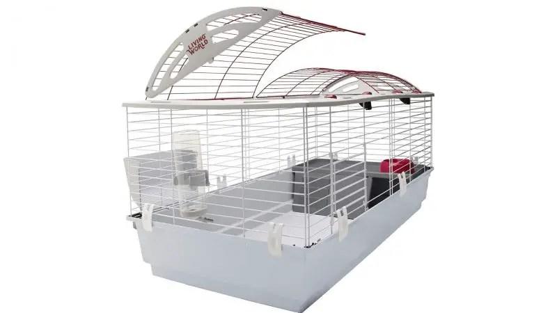 Living World Deluxe Habitat guinea pig cage