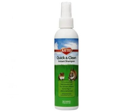 Kaytee Quick & Clean Critter Dry Shampoo