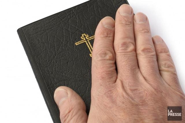 Un accusé a eu peur de la Bible