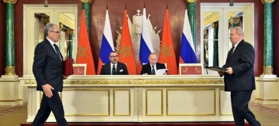 Maroc-Russie : l'exemplarité d'une relation solide