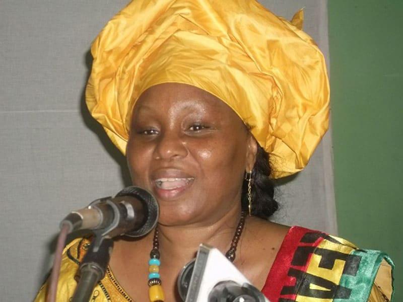 Décès de Rougui BARRY : La Guinée pleure une icône !