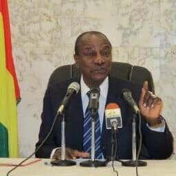 Le président guinéen demande le rétablissement du respect de l'autorité de l'État