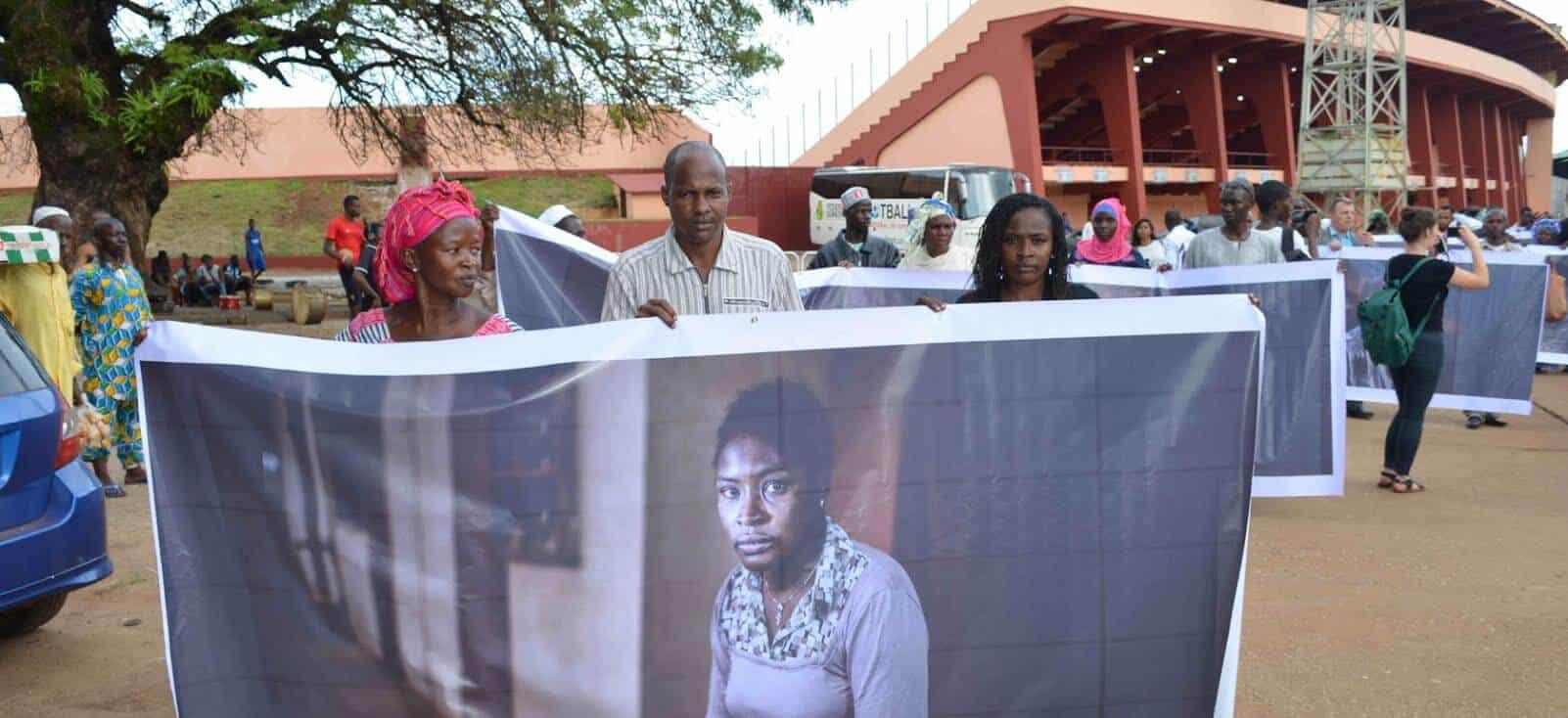 Guinée : En attente de justice et de réconciliation