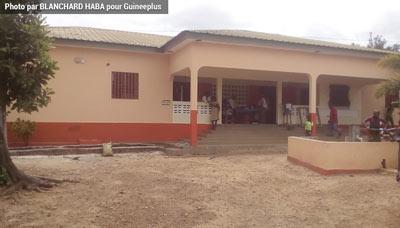 Les travaux de réhabilitation du centre de santé de DOROTA