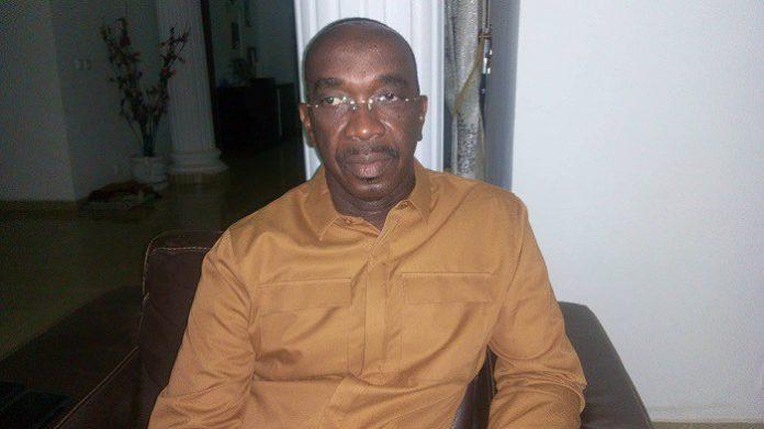 Boubacar Sow