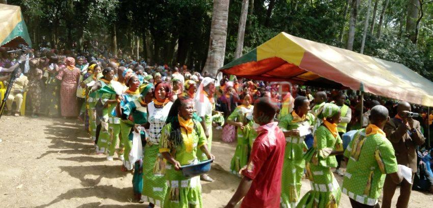 Célébration du 46ème pèlerinage de Gobou Yaza à Kabiéta (Womey) : '' puisse l'exemple deGobou Yaza raffermir notre foi et susciter beaucoup de vocations '' Évêque deN'Zérékoré !
