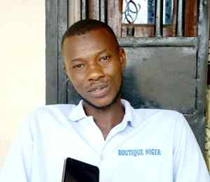 Fondateur du groupe scolaire privé moderne Ramatoulaye Keita, M. Karamon Cissé