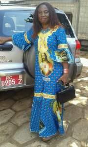 Madame DÉLAMOU née Safiatou Samakhé
