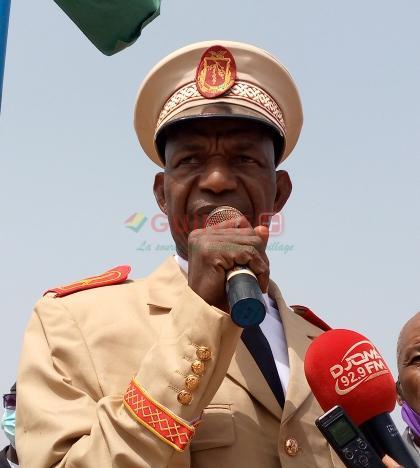M. Mohamed Lamine Cissé