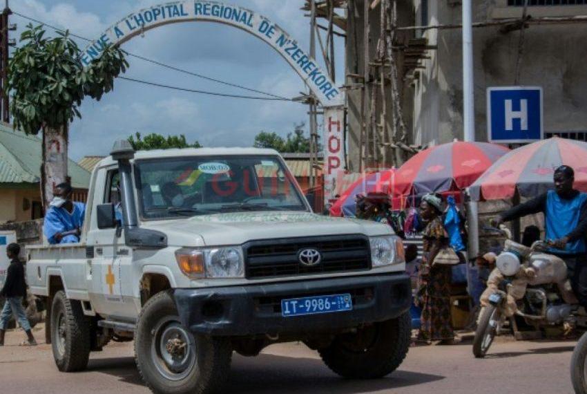 Guinée: la résistance à la lutte contre Ebola reste élevée, selon la Croix-Rouge
