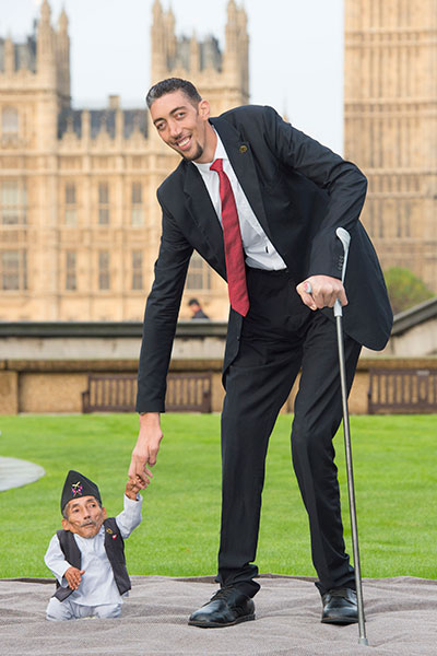 Remembering Chandra Dangi - the world's shortest man ever ...