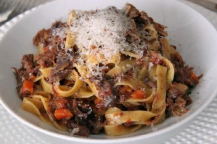 guisandome la vida, fettuccine al ragú bolognese, pasta boloñesa