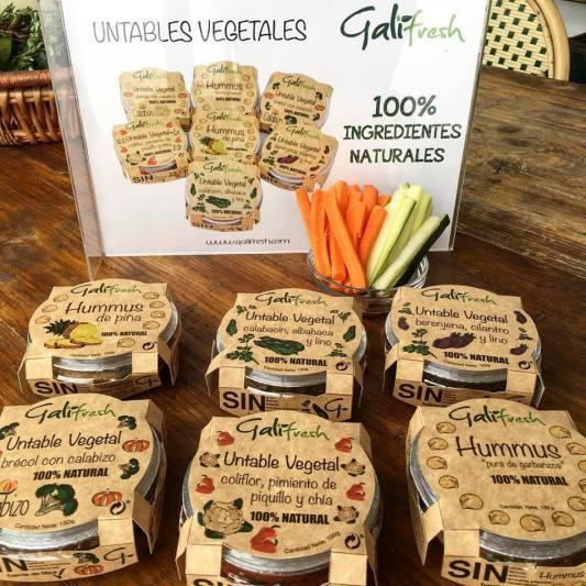 Untables Vegetales