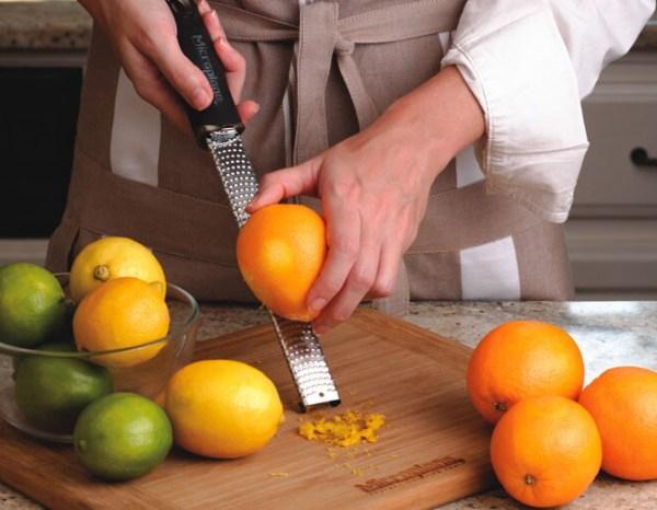 rallador zester microplane citricos