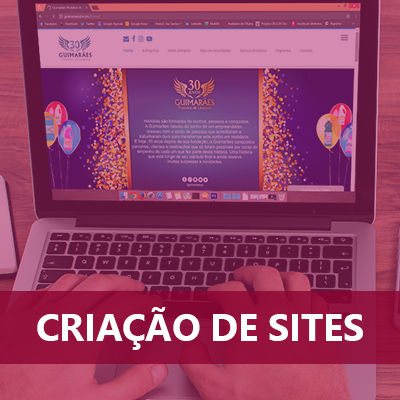 criacao de sites